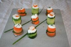 Maquis au petit légumes et yaourt