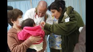 Israël sauve des vies dans le monde