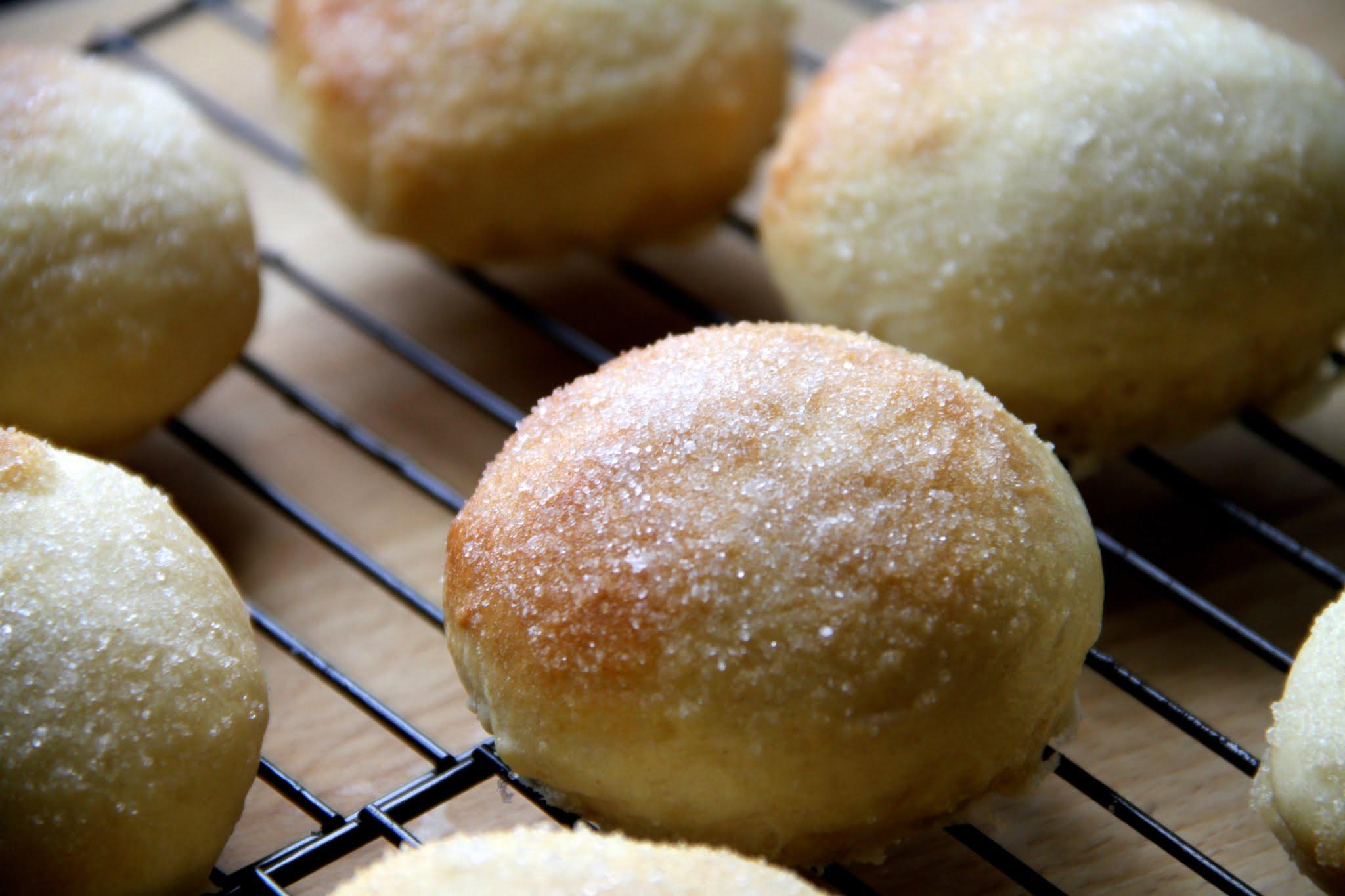 dessert ou pour hanoucca, beignet ua four