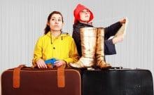 Théâtre juif: les bottes en or