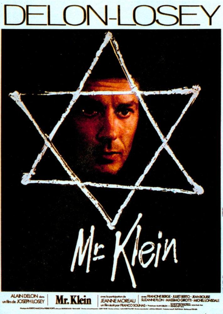 reprise du film avec Alain Delon, Monsieur Klein