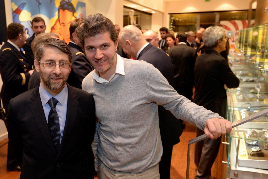 prix Breitling reversé à deux associations juives par le grand rabbin de France Haim Korchia
