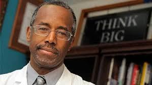 Futur vice président des USA Ben Carson