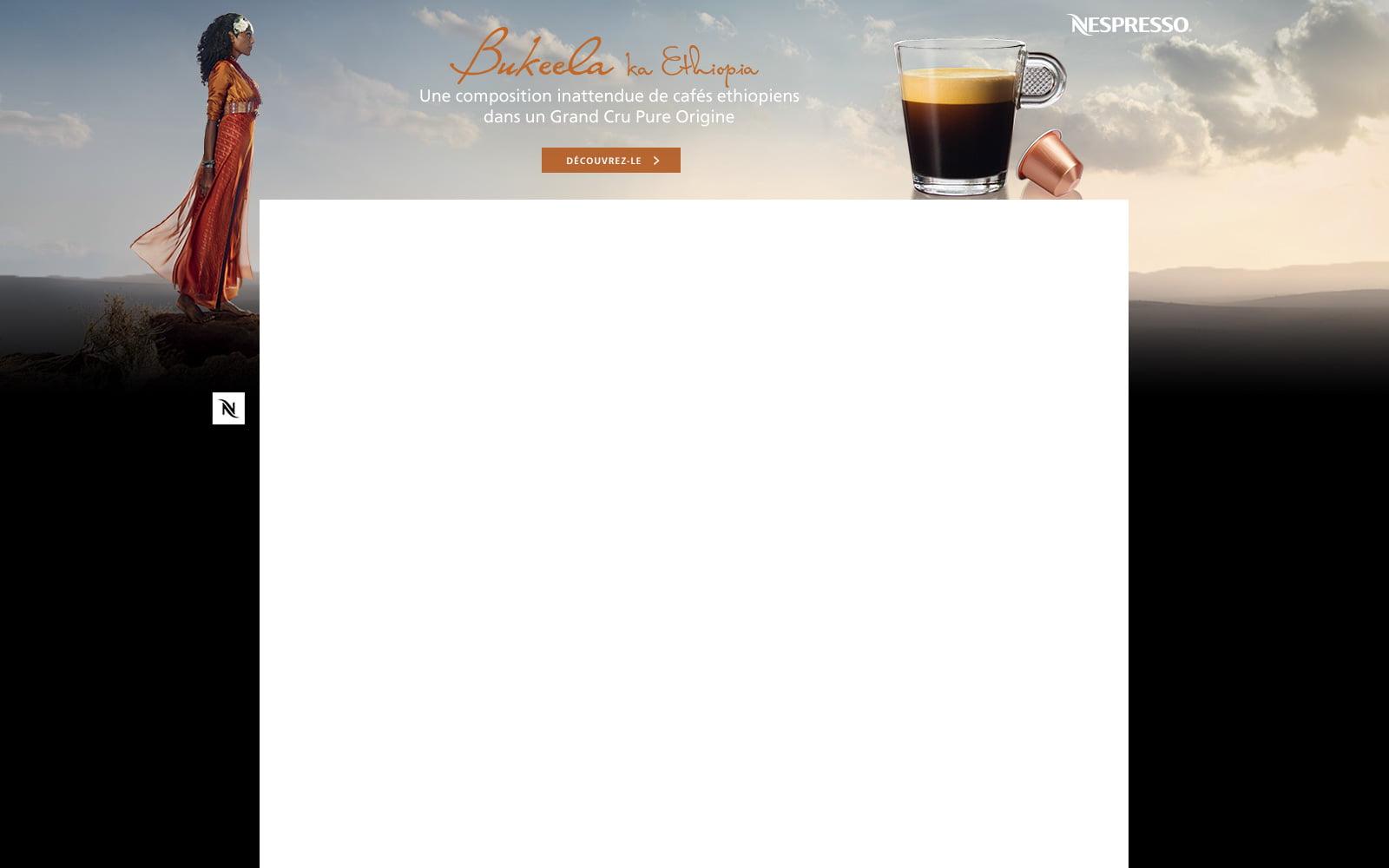 Nespresso Israël le meilleur café au monde ici en Israël