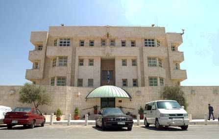 Ambassader till israel jordanien