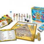 Memotep (Topi Games, 34,90€).Un très beau jeu de société, archi complet