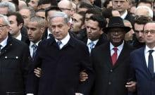 Bibi à Paris oui il a refusé oui il a finalement accepté