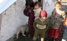 avortements payants et enfants qui meurent de faim