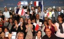Agence Juive 50 000 juifs de France se sont renseigné pour l'Alyah