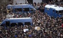 Rassemblement historique en France, le monde à Paris, 54 pays représentés
