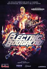 DVD Electric Boogaloo film de Marc Hartley