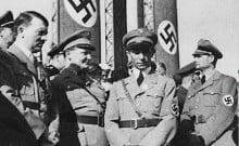 Rudolph Hoss commandant des camps de la mort