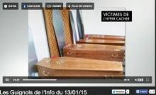 Humour, Canal +,, les guignols, l'alyah
