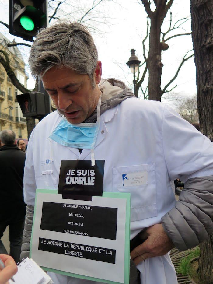 Je suis celui qui a reçu les rescapés du massacre de Charlie Hebdo