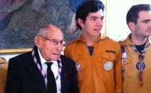 Loinger 104 ans juste parmi les nations, résistant, Exodus