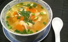 soupe poulet choise