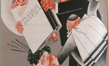 URSS- caricatures soviétiques,