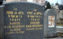 Tombes juives profanées à Sarre-Union