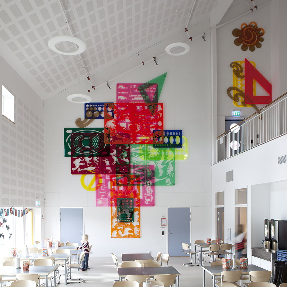 Artiste juif, Clay Ketter structurer l'espace