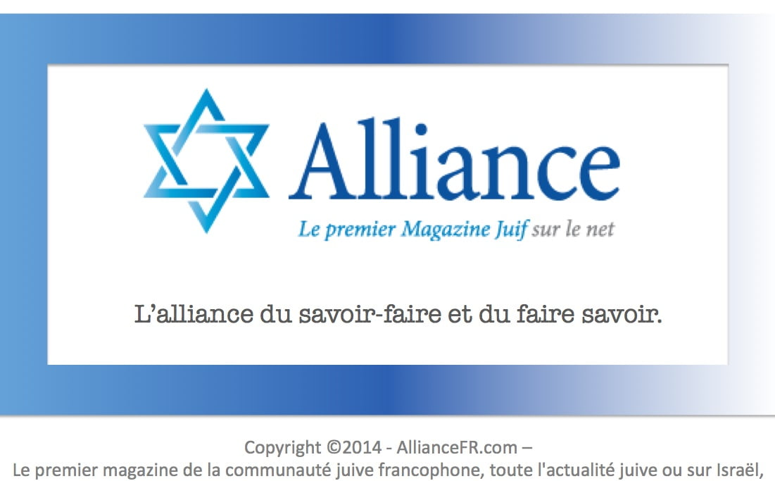 Prestations et tarifs d'Alliance Communication