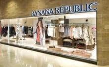 la marque Banana Republic debarque bientot en Israel