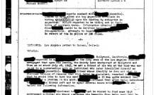 Le faux suicide d'Hitler , archives déclassifiés