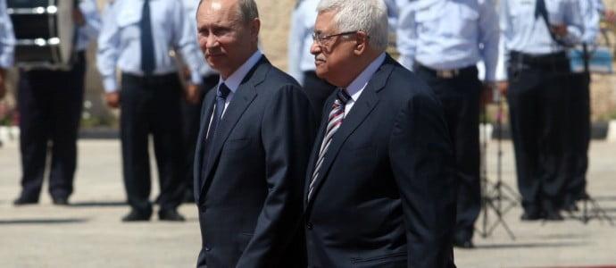 Poutine plaide pour un état palestinien avec Jérusalem Est comme capitale
