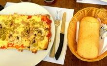 nathanya Pizza et pains cachers pessah