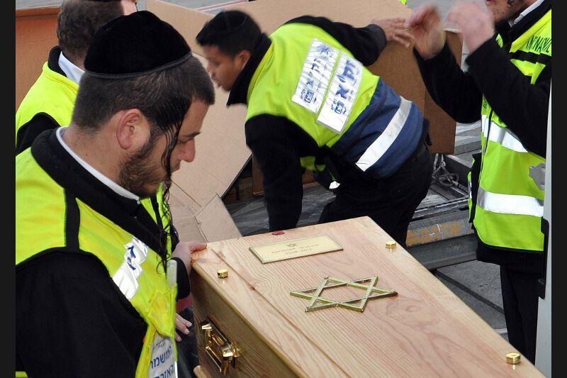 Israel on lui refuse d'assister à l'enterrement de son père