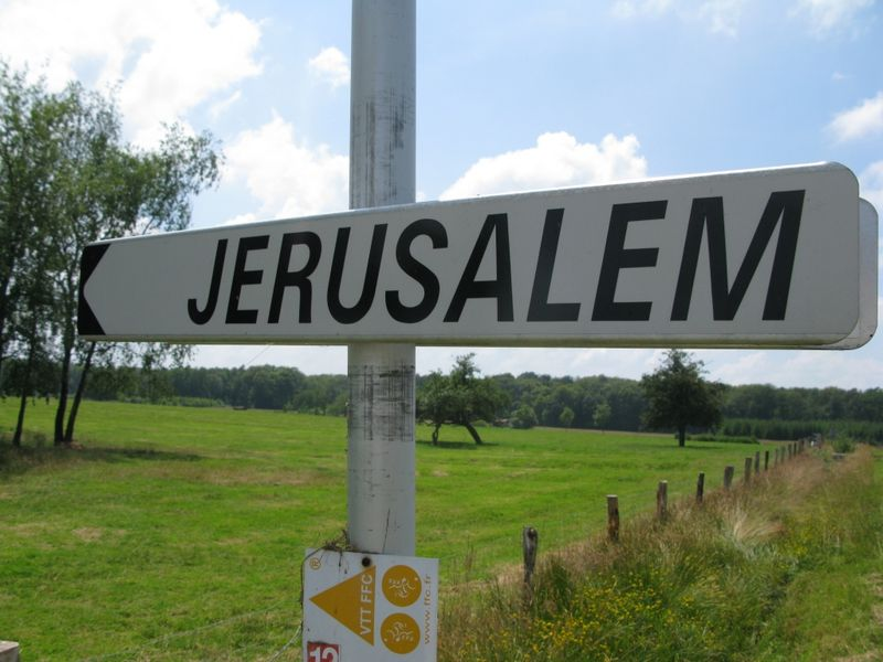 Pelerinage de Moscou à Jérusalem pour Pessah