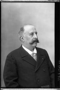Baron d'Almeida marié avec Rosalie Emanuel de Almeda-Coster