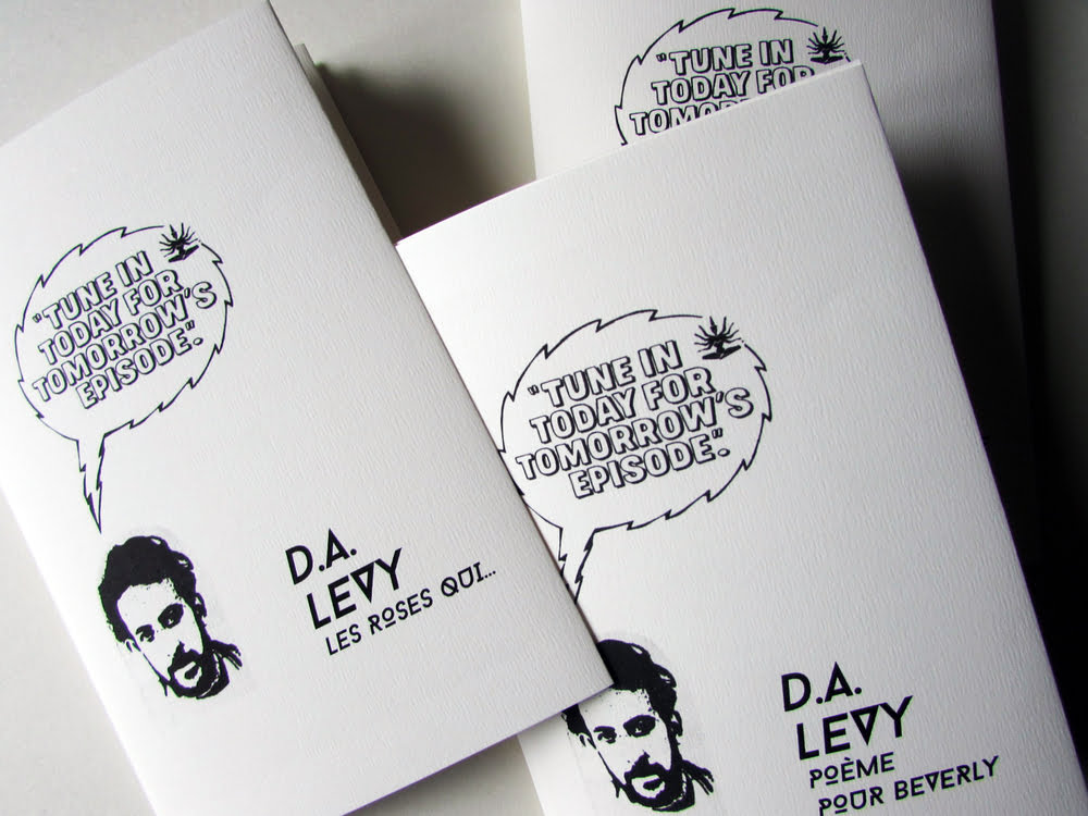 Ecrivain juif Da Levy