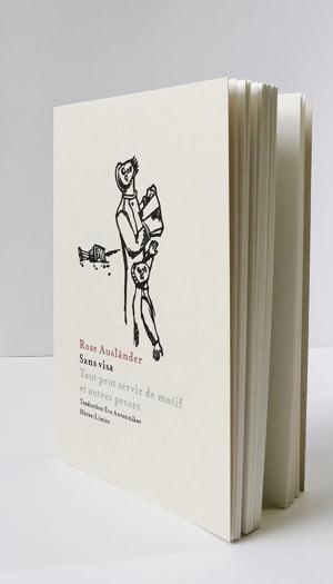 Rose Auslander écrivaine Juive