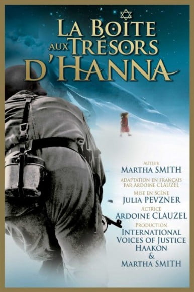 Gagnez des places avec Alliance pour la pièce de théâtre La Boîte aux trésors d'Hanna