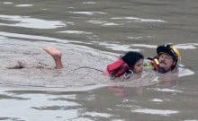 inondations aux Texas Israël à la rescousse