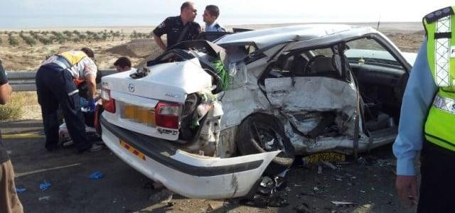 35% de tués en plus sur les routes en israel