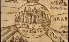 Jérusalem capitale des Juifs pendant 3000 ans