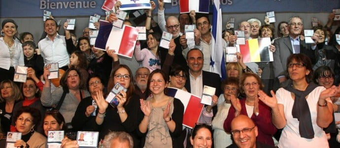 l'Alyah des Belges en Israël