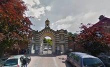 Tombes profanées dans le cimetière juif à Lille