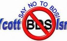 BDS organisation et actions illégales