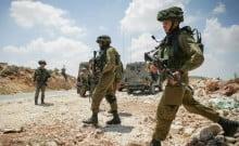 Exercices militaires en cas d'attaques globales en Israël