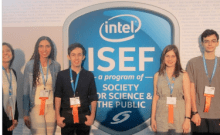 ISEF-Israel 3 médailles pour les israéliens !