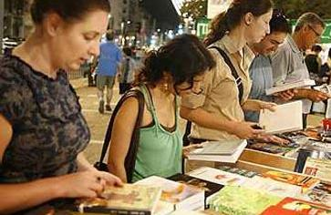La-semaine-du-livre en Israël