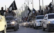 Il n'y a plus de nation arabe , il n'y que le califat.