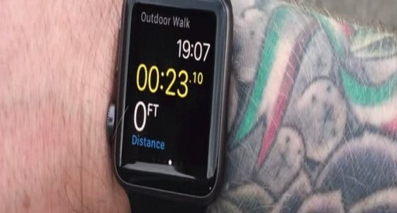 Apple watch ne fonctionne pas sur les poignets tatoués
