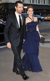 Natalie Portman et le danseur français Benjamin Millepied