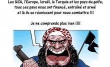 La guerre contre l'état islamique