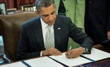 Obama aurait-t-il signé d'une main tremblante avec l'Iran