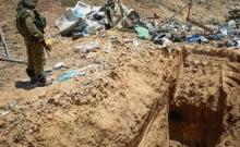 Un tunnel du Hamas aurait atteint Israël