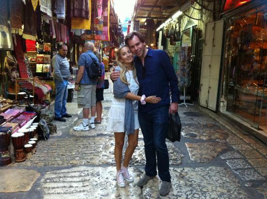 Jérusalem se démarque du tourisme israélien, Première ville du tourisme israélien